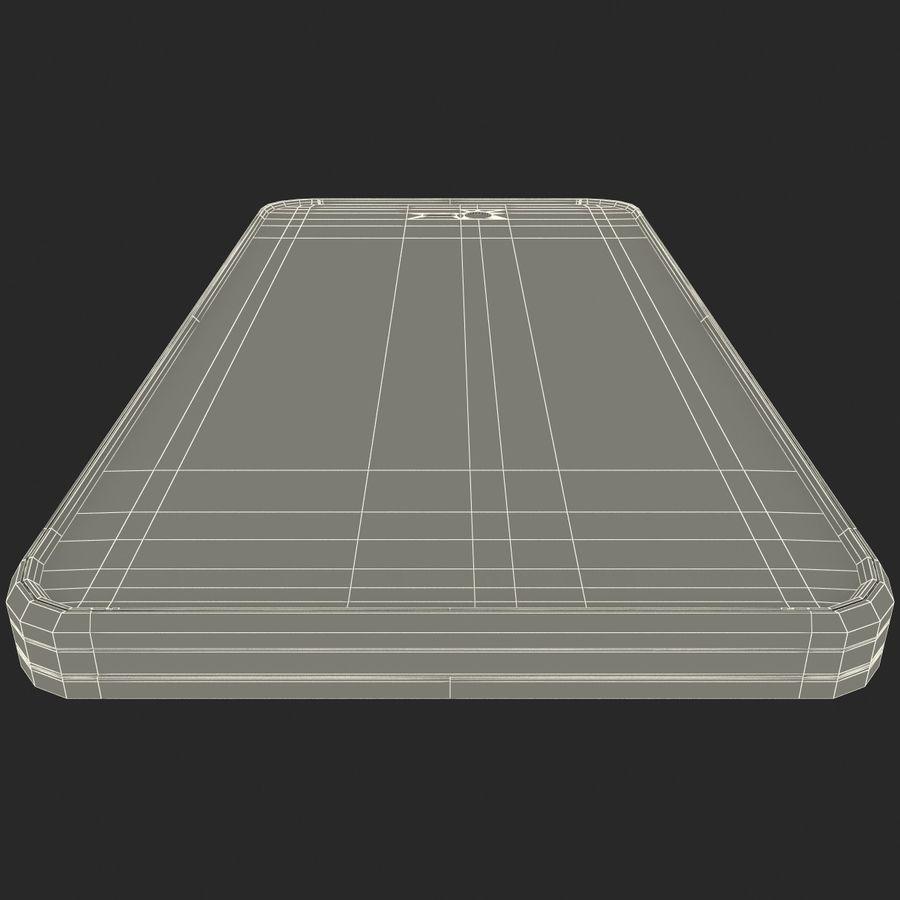 モトローラAtrix HD royalty-free 3d model - Preview no. 28