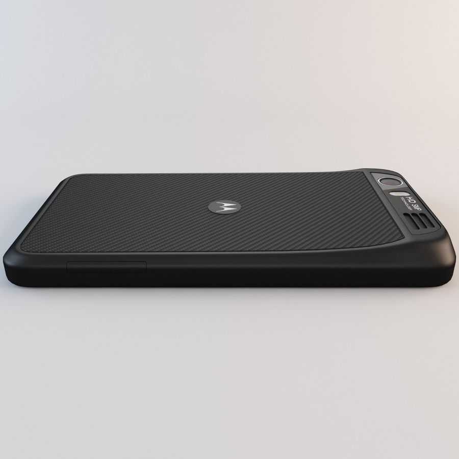 Motorola Atrix HD royalty-free 3d model - Preview no. 16
