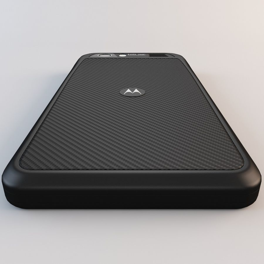 Motorola Atrix HD royalty-free 3d model - Preview no. 15