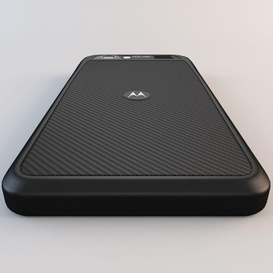 モトローラAtrix HD royalty-free 3d model - Preview no. 15