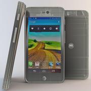 Motorola Atrix HD 3d model