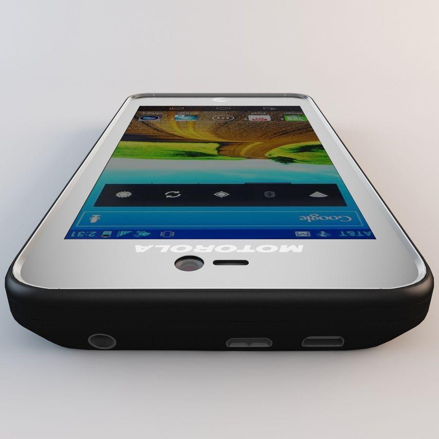 Motorola Atrix HD royalty-free 3d model - Preview no. 13