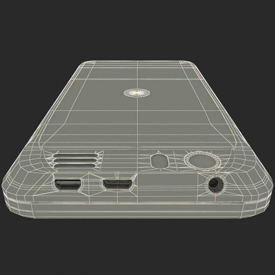 モトローラAtrix HD royalty-free 3d model - Preview no. 30