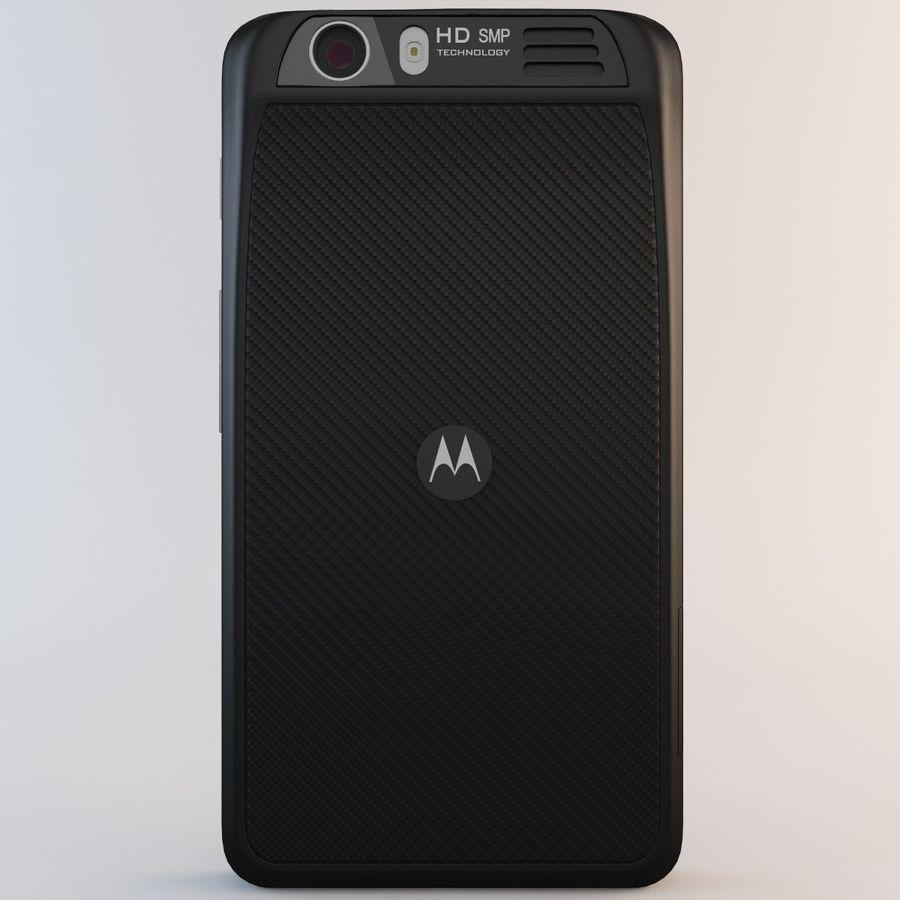 Motorola Atrix HD royalty-free 3d model - Preview no. 6