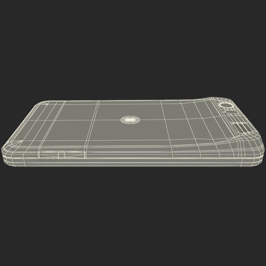 モトローラAtrix HD royalty-free 3d model - Preview no. 32