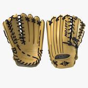 Luva de baseball 3d model