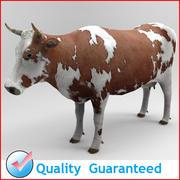 krowa 3d model