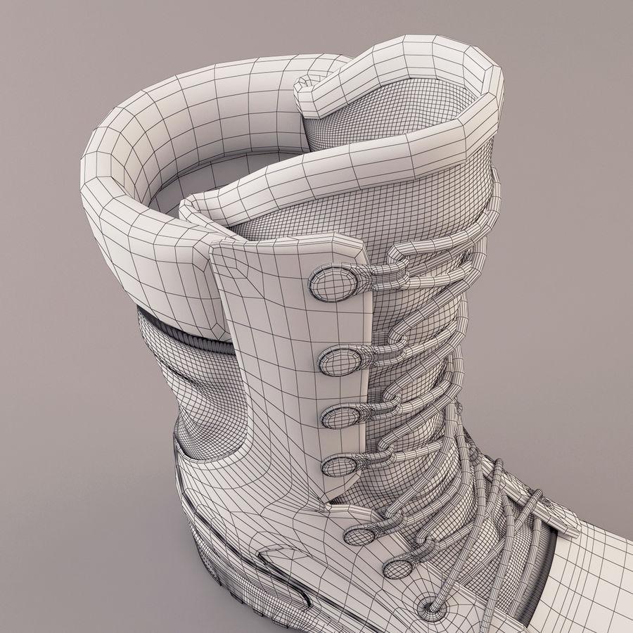 Ordu çizmeler royalty-free 3d model - Preview no. 19