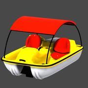 Морской велосипед 3d model