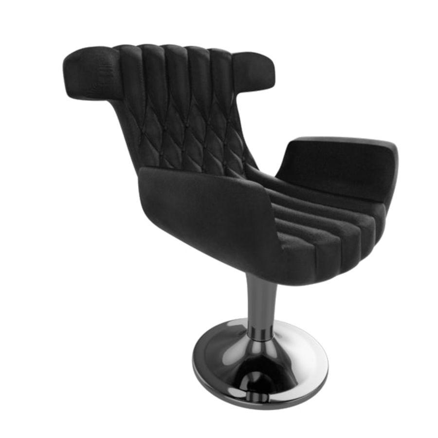 Modern Office Lounge Designer Chair 3d Model 28 Ma Obj Fbx Free3d