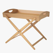 De Padova  - ミニメイトテーブル 3d model