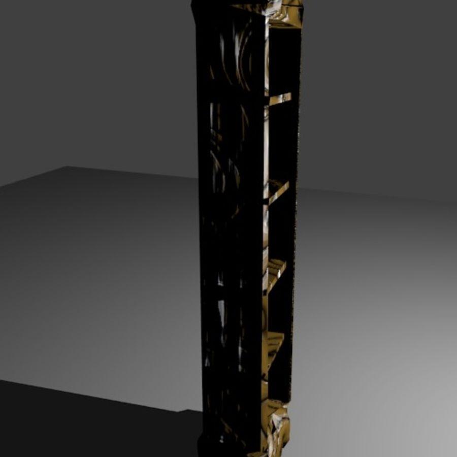 Porta CD in legno Modello 3D $5 - .blend - Free3D