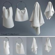 Havlu Kolleksiyonu 3d model