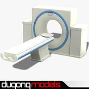 Escáner CT modelo 3d