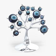 Eye Evil Tree Souvenir 3d model