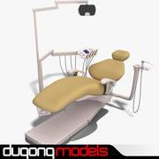 Fotel dentystyczny 3d model