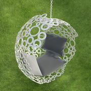 Hanging Chair / Swing 3d model