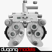 Phoropter 3d model