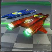 Racer N1 3d model