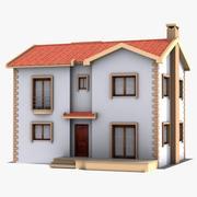 집 19 3d model