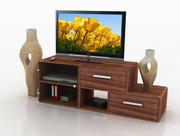テレビテレビラック 3d model