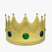 Couronne des rois 3d model