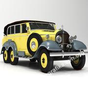 奔驰1938 3d model