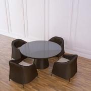 Kingstone Dining Set 3d model