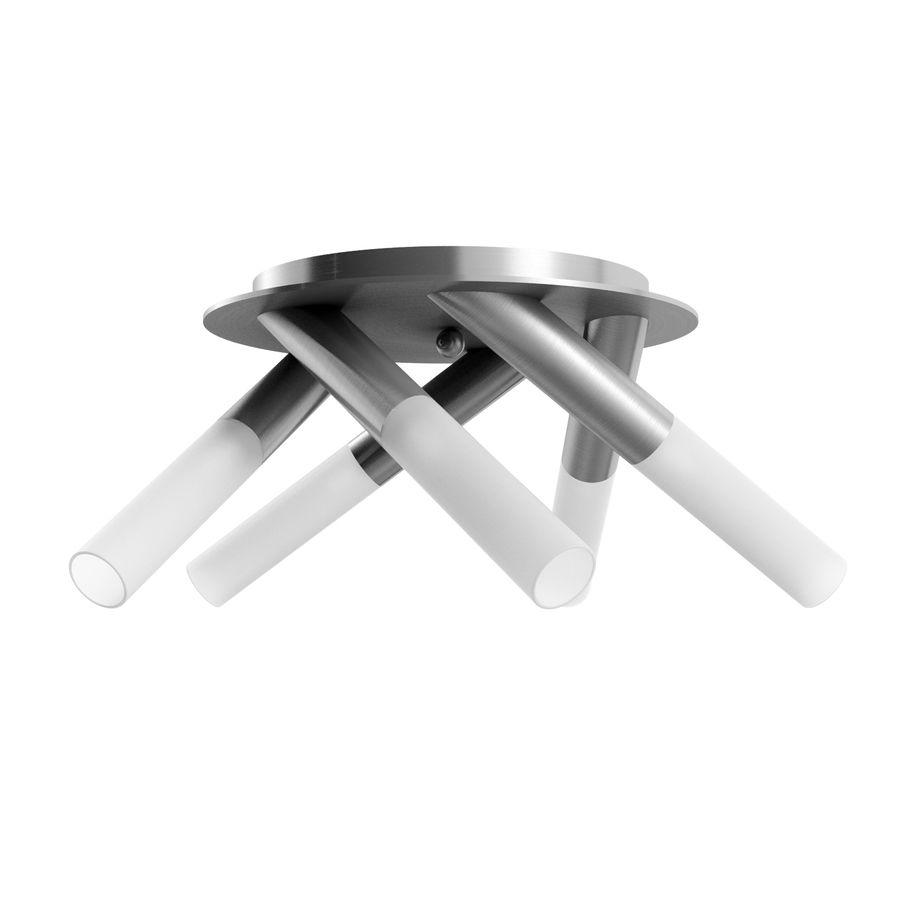 lampa sufitowa - nowoczesna lampa sufitowa royalty-free 3d model - Preview no. 1
