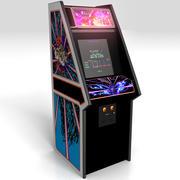 TEMPEST Arcade Game 3d model