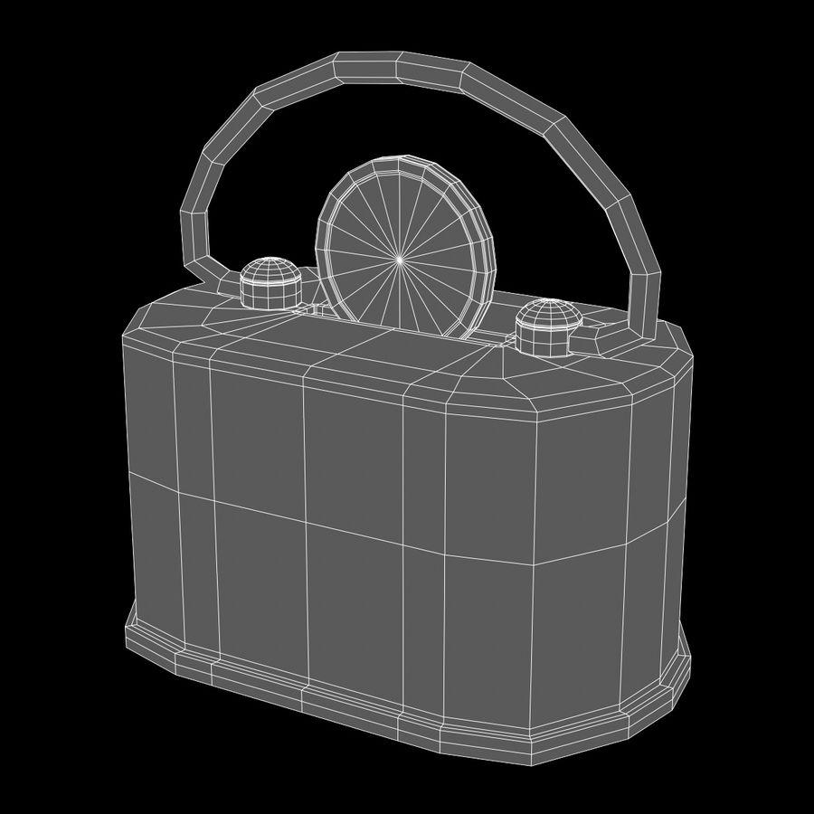 Skarbonka royalty-free 3d model - Preview no. 1