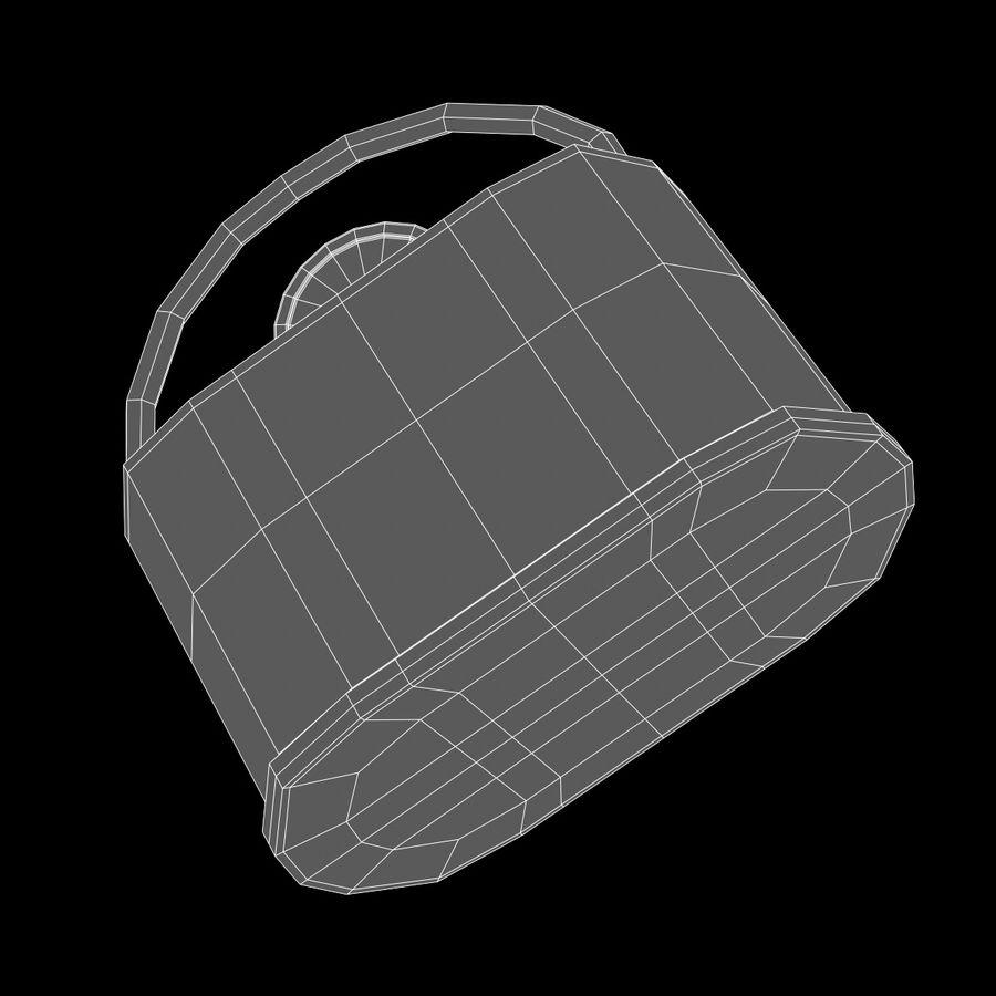 Skarbonka royalty-free 3d model - Preview no. 6