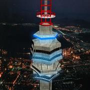 Wieża 3d model