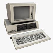 Dator 01 3d model