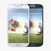 Galaxy S4 3d model