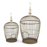 Jaulas de pájaros de Lehome modelo 3d
