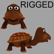 Kaplumbağa 3d model