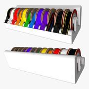 Dispensador de cinta multi-rollo modelo 3d