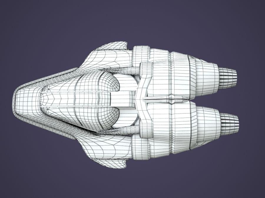SH空间 royalty-free 3d model - Preview no. 8