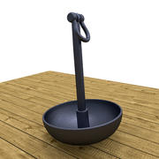 Pilz Anker 3d model
