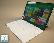 Windows Surface 3d model