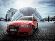 Voiture berline S5 2012 3d model