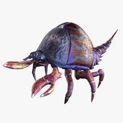 Alien Crab 3d model