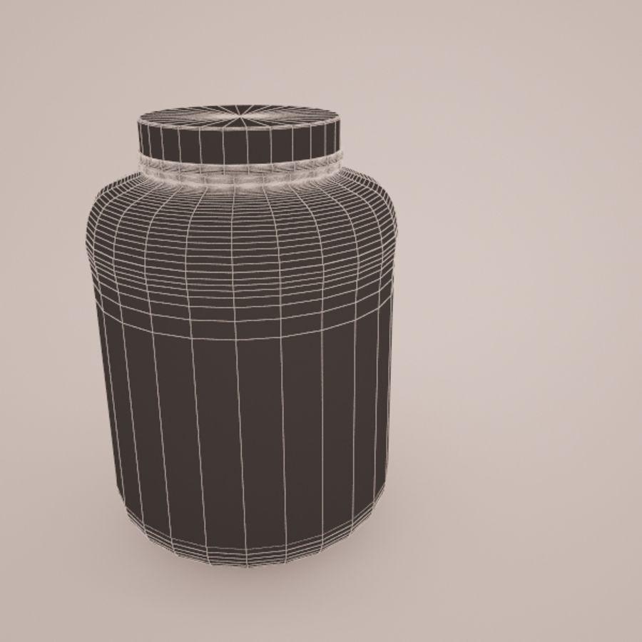 Masa potworów royalty-free 3d model - Preview no. 4