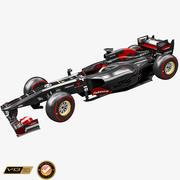 F1 2009 Ravenwest Edition 3d model