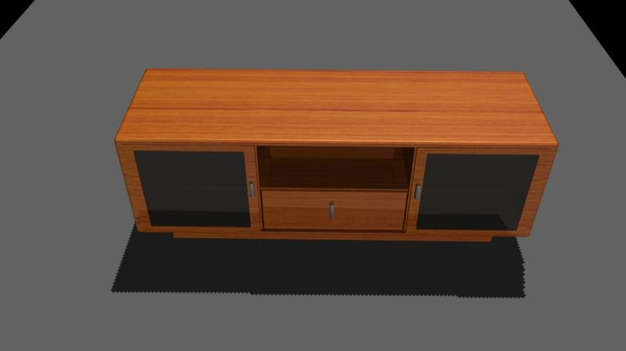 möbel royalty-free 3d model - Preview no. 4