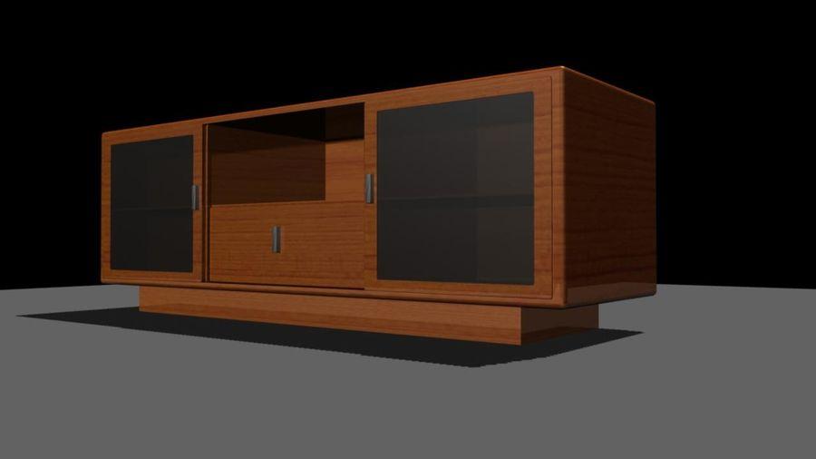 家具类 royalty-free 3d model - Preview no. 2