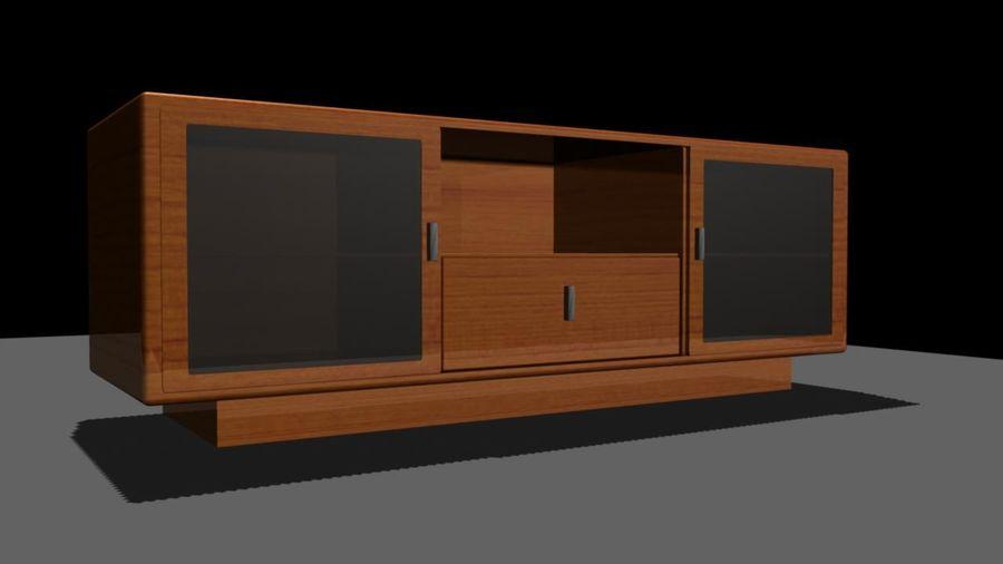 家具类 royalty-free 3d model - Preview no. 1
