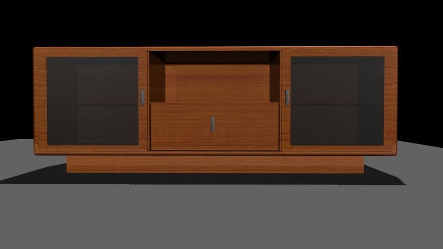 家具类 royalty-free 3d model - Preview no. 3