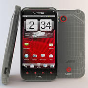 HTC Rezound 3d model